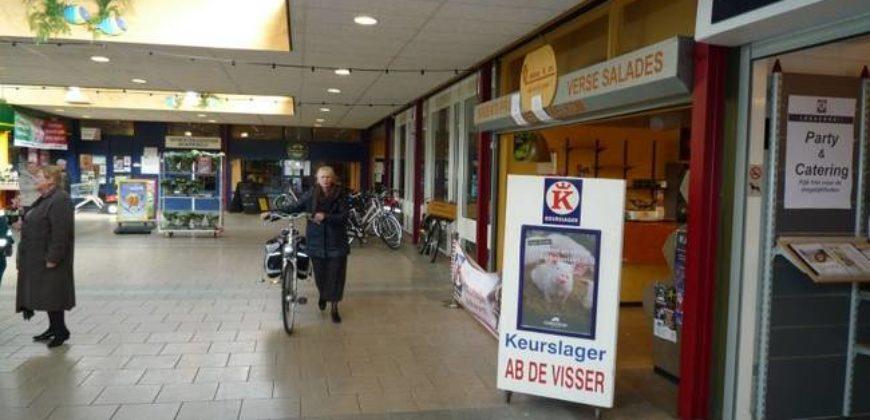 Winkelruimte Vrijlandstraat 61, Middelburg