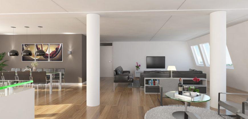 Appartement Vlissingen, Peperdijk 51