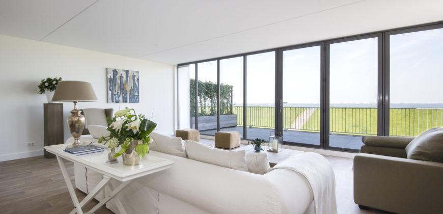 Appartement t Scheld 36, Wemeldinge