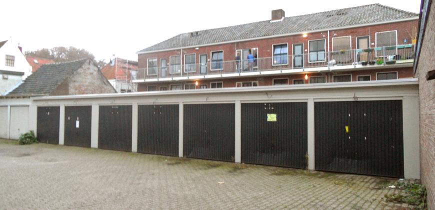 Garagebox Zusterplein Middelburg