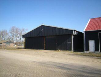 Bedrijfshal, Boomdijk 26 Wolphaartsdijk