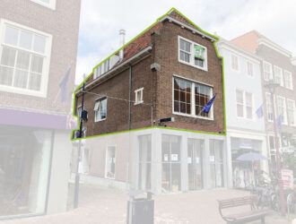 Appartement Burggang 5 te Middelburg (Centrum)