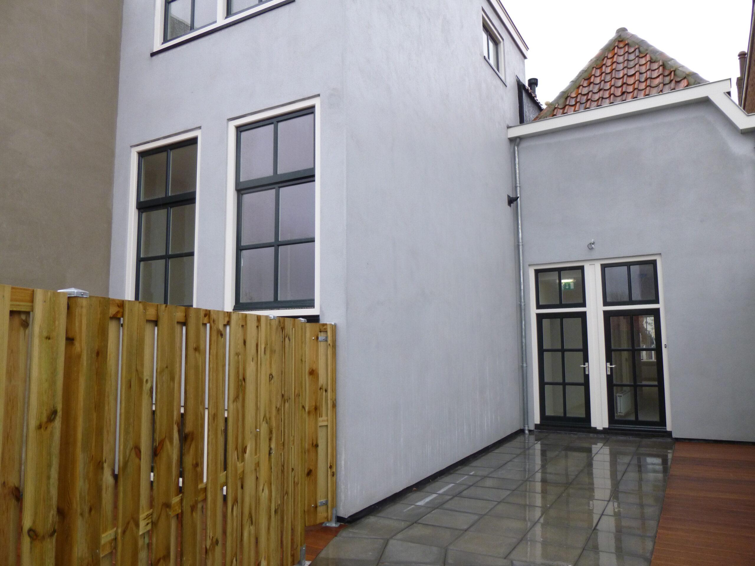 Appartement Hoge Molenstraat 16C Zierikzee
